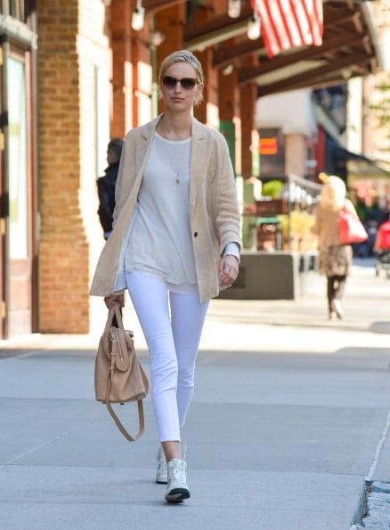 <b>Style inspiration: Karolina Kurkova</b>
