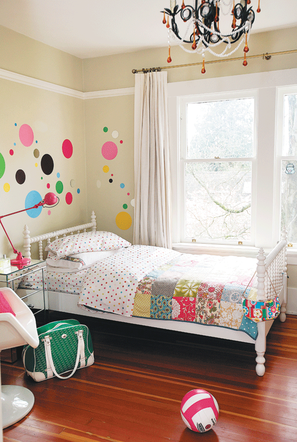 Kids bedroom ideas tips on how to decorate chatelaine - How to decorate room ...