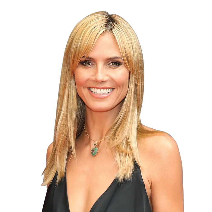 "Heidi Klum attends ""America's Got Talent"" Red Carpet Event held at the Dolby Theater on April 22, 2014"