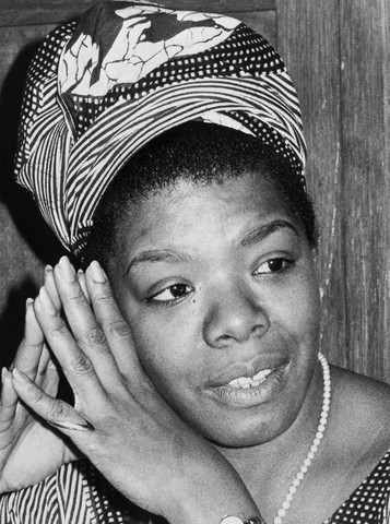 Dr. Maya Angelou in San Francisco, at the time of the publication of I Know Why the Caged Bird Sings, 1970.