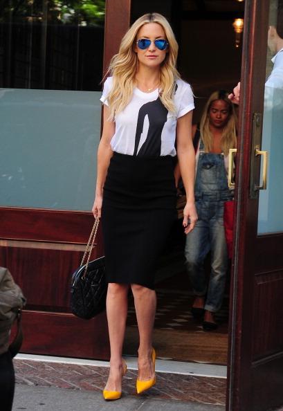 <b>Style inspiration: Kate Hudson</b>