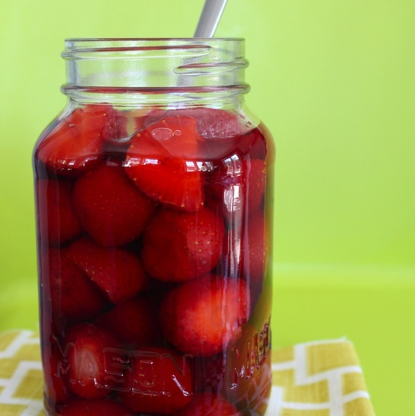 Pickled Strawberries Video How to pickle strawberries