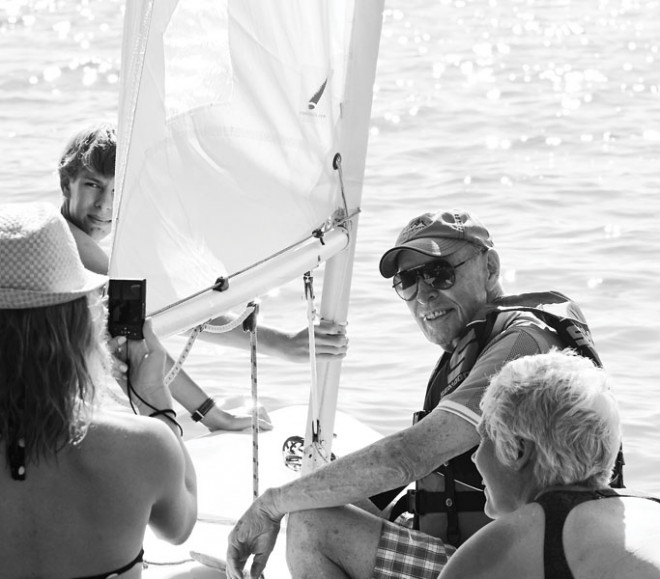 Bonnie-Brooks-family-reunion-Thomas-Kidd-and-greet-great-uncle-Murray-sailing