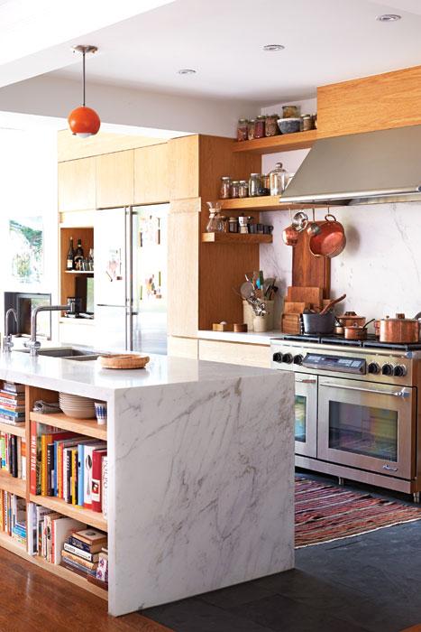 <b>Build shelves that double as decor</b>