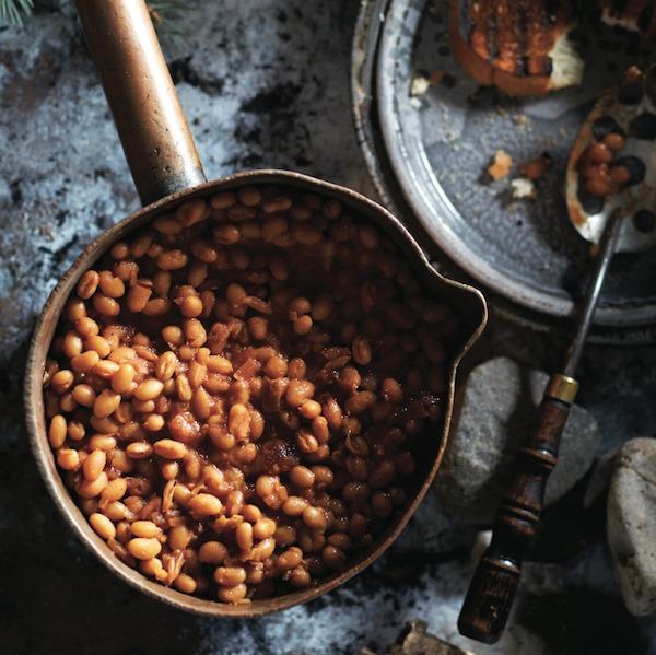 vegetarian baked beans
