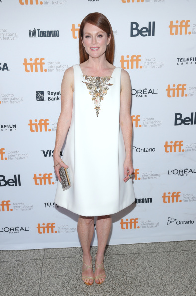 "Julianne Moore, ""Still Alice"" Premiere - 2014 Toronto International Film Festival"