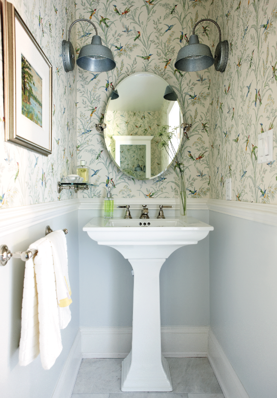5 Pretty Powder Room Designs Chatelaine