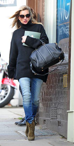 <b>Style inspiration: Kate Moss</b>