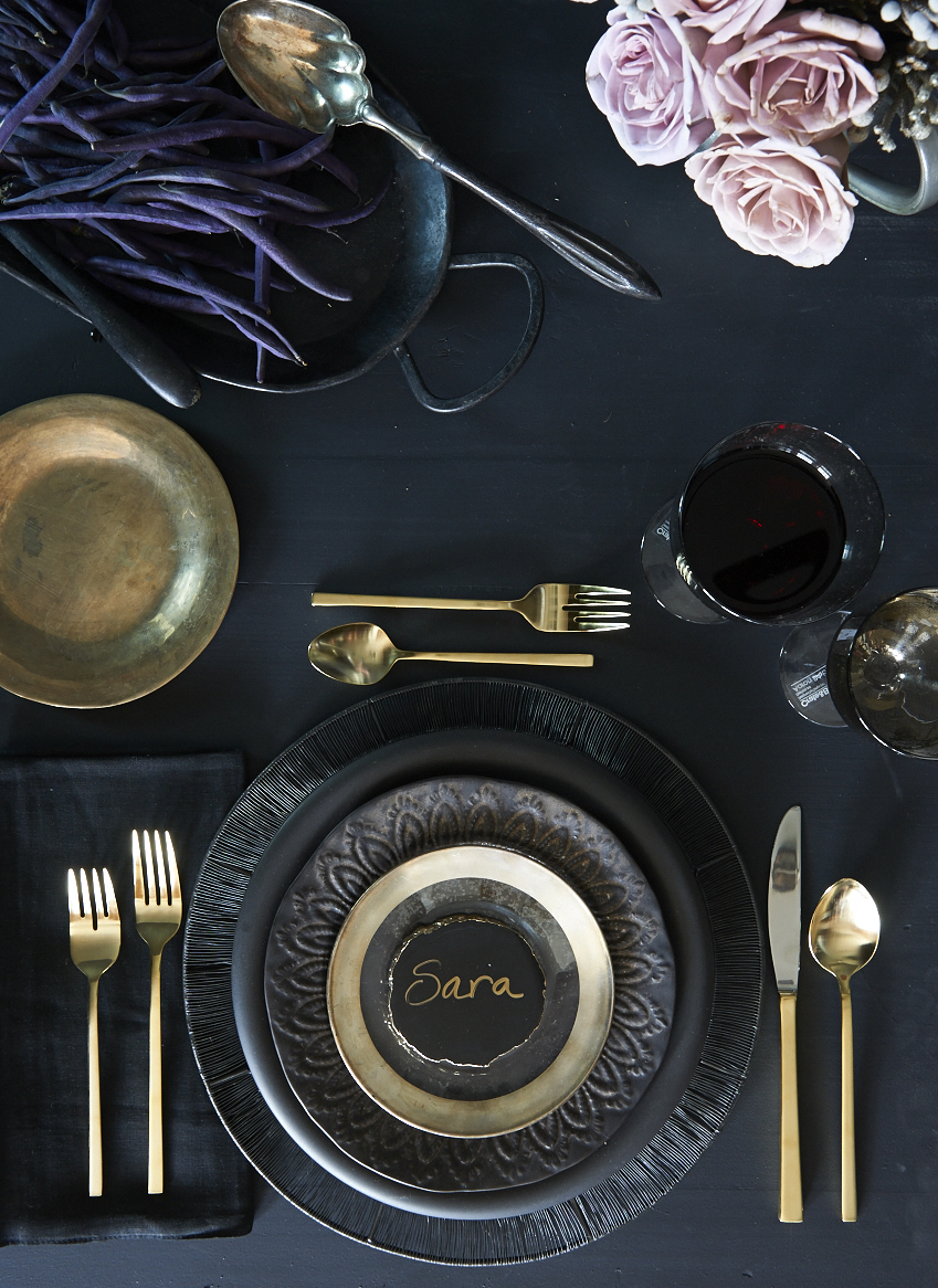 4 simple table setting ideas - Chatelaine