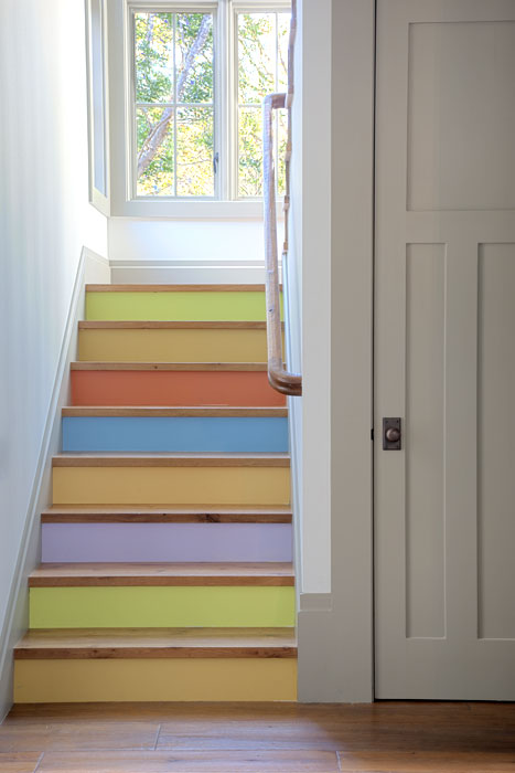 staircase-pastel-colourful-painted-stairs