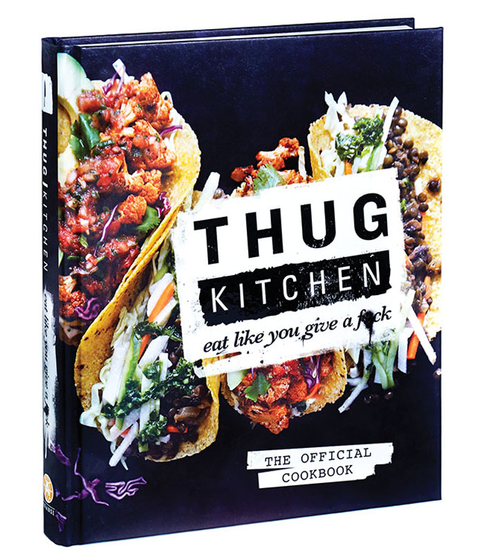 Thug Kitchen authors on how to eat healthier and swear more