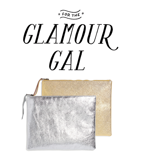 Holiday Gift Guide: 13 chic treats for the glamour gal