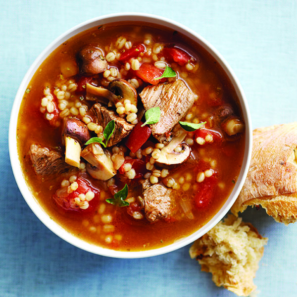 40 Of Our Coziest, Best Soup Recipes