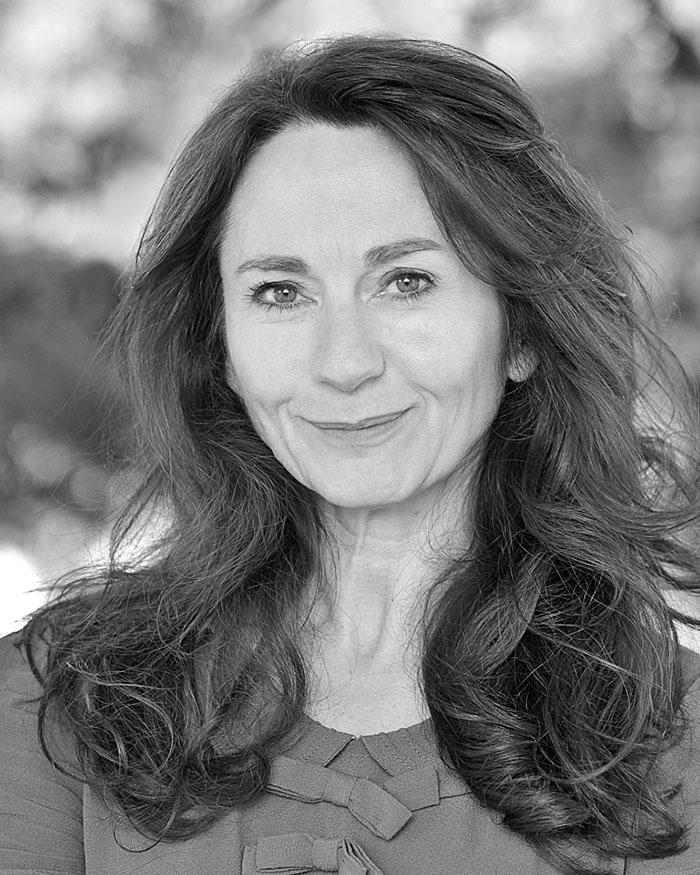 Author Rachel Joyce.