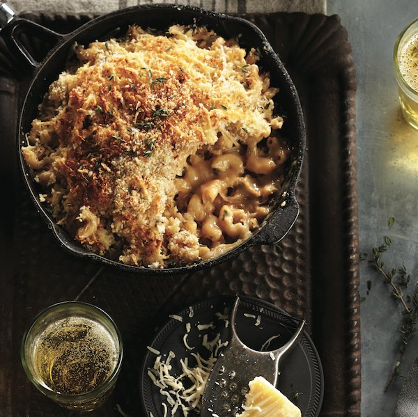 Best baked pasta: French onion macaroni and cheese