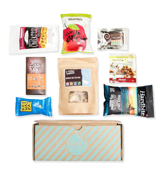 6 gifts for food lovers delivered monthly chatelaine Gifts for kitchen lovers