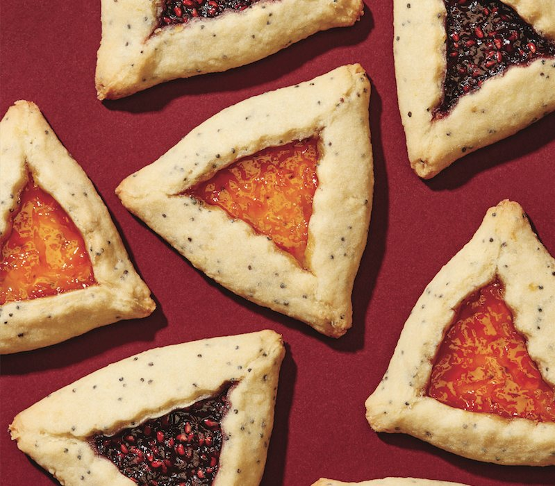 How to make Hamantaschen -
