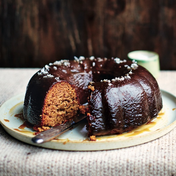 Jamie Oliver Chocolate Cake With Salted Caramel