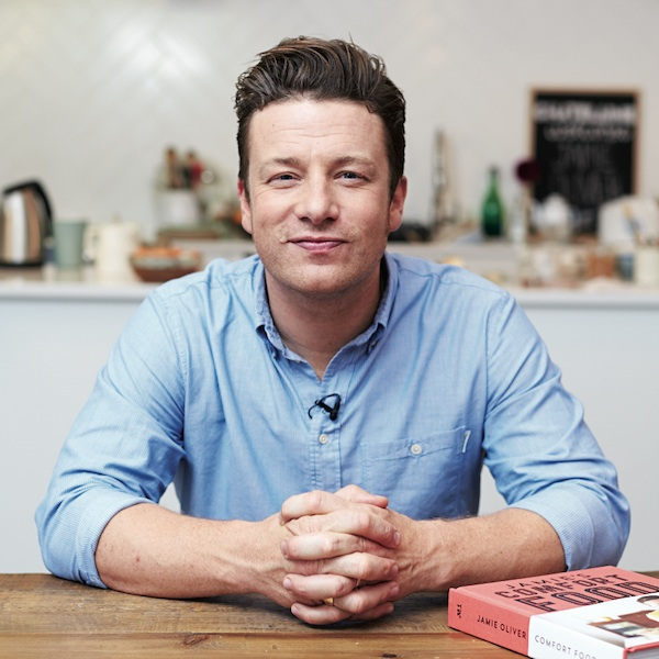 Jamie Oliver kitchen tips