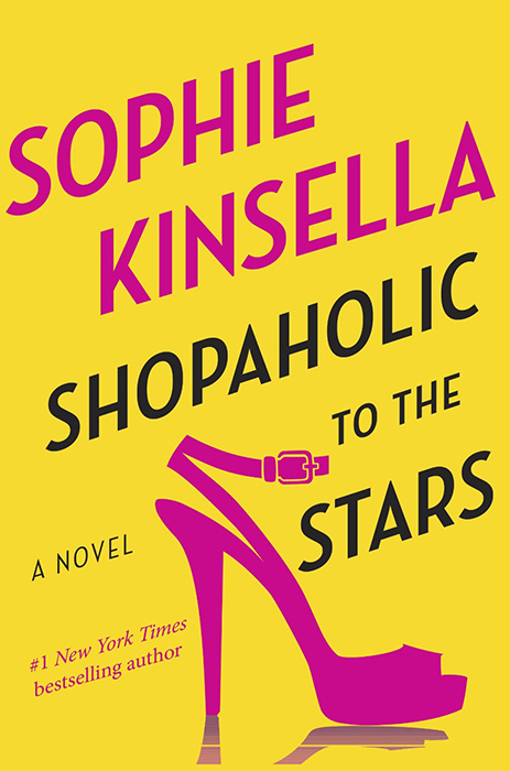 Sophia Kinsella's new book Shopaholic to the Stars