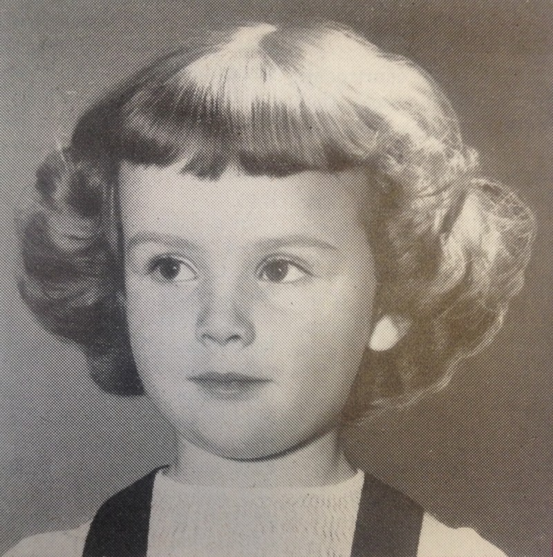 Throwback Thursday In 1947 Kids Hairstyles Were Complicated