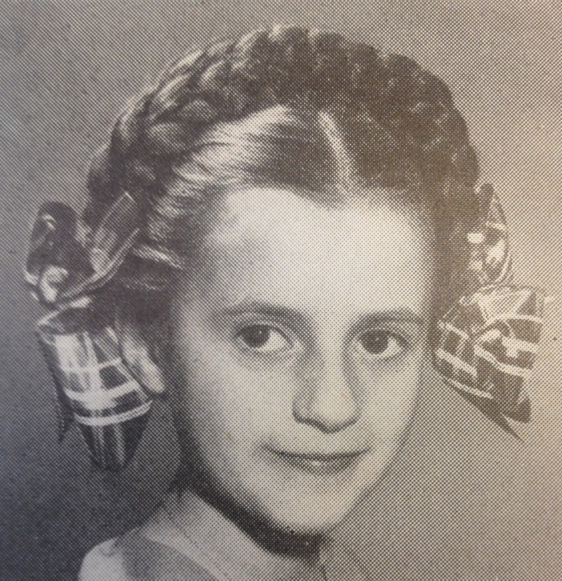Throwback Thursday: In 1947, kids\' hairstyles were complicated ...