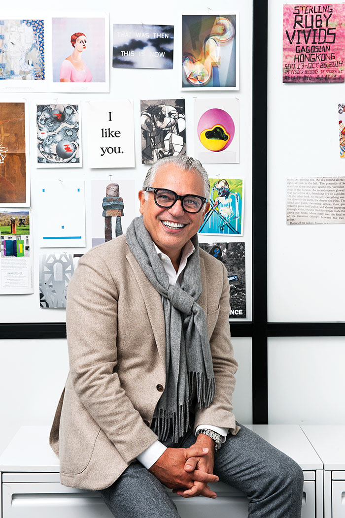 Joe Fresh founder, Joe Mimran, Toronto