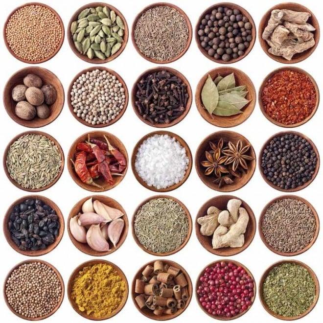 Spices. (Photo, iStock.)