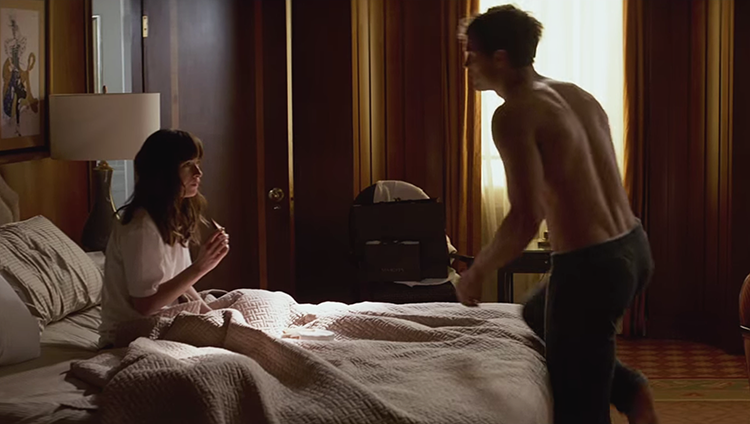 Should you watch the Fifty Shades of Grey movie?