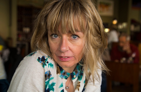 Lucy DeCoutere has found solace in photography during the Jian Ghomeshi scandal.
