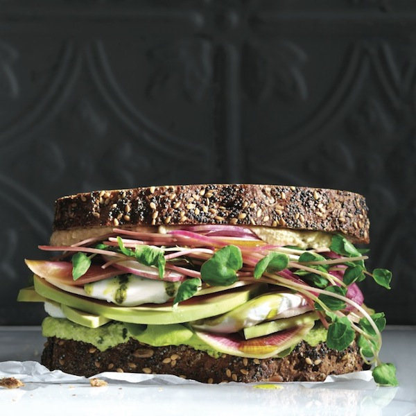 Best sandwich recipes: The salad sandwich