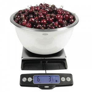 OXO Food scale, $80, Danescoinc.com