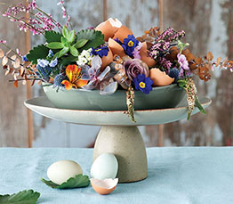 Spring Centrepiece Photo, Sian Richards