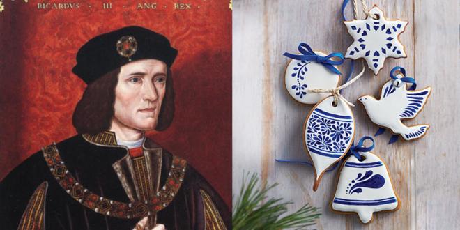 Richard III photo, Apic/Getty Images. Cookies photo, Roberto Caruso.