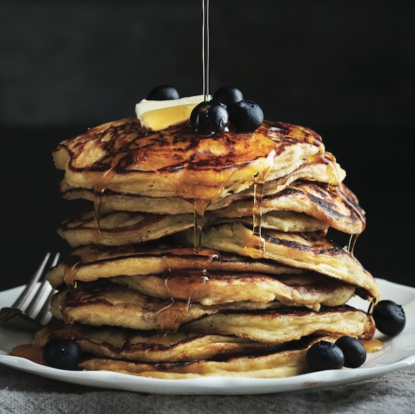 Classic Buttermilk Pancakes Recipe Chatelaine