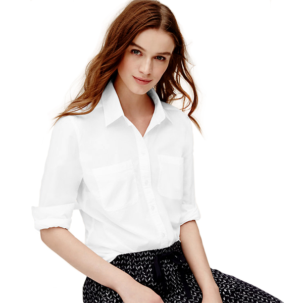 a4503d618 10 of the best classic white shirts starting at  15 - Chatelaine
