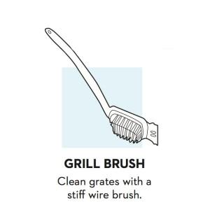 BBQ Tools - Grill brush