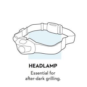 BBQ Tools - Headlamp