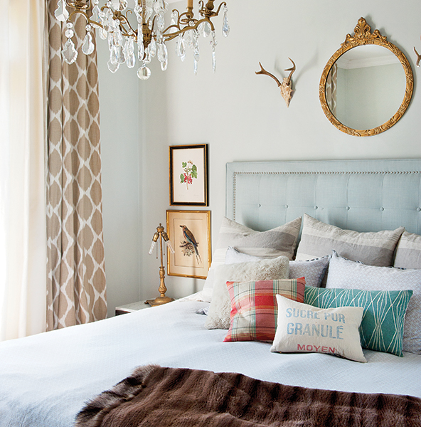 10 mistakes to avoid when decorating a small bedroom