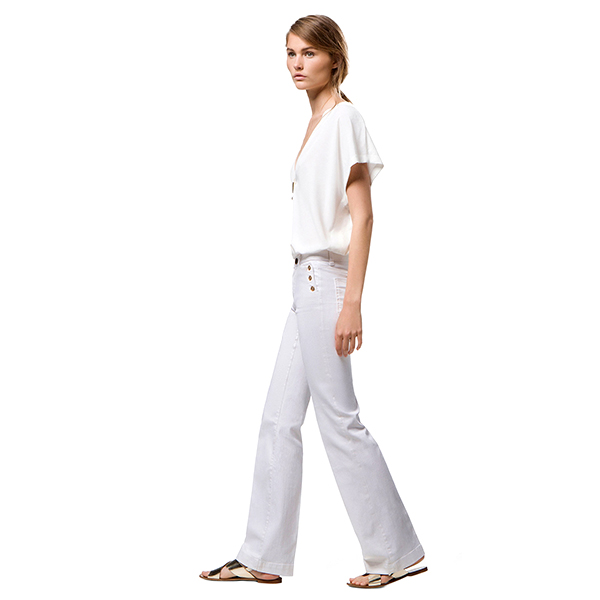 Trouser chic
