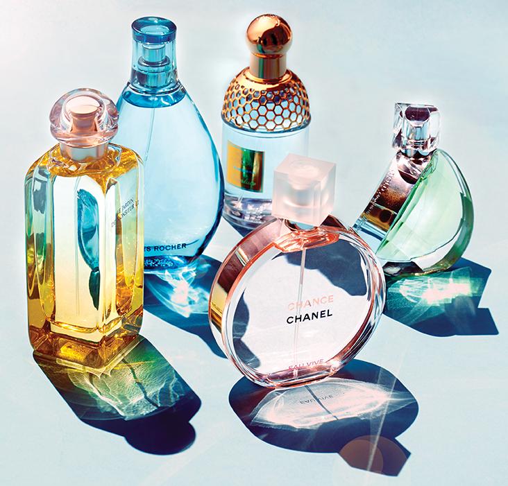 best summer perfume fragrances