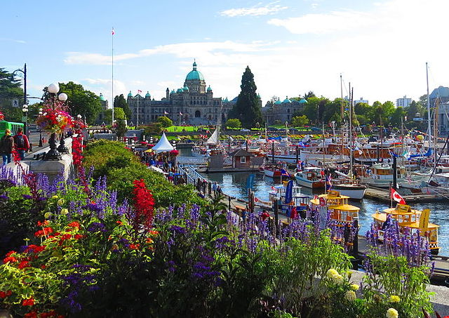 Where To Go In Victoria Vancouver Island
