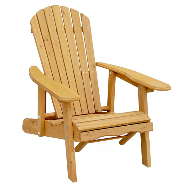 Our 10 favourite adirondack chairs for summer chatelaine for Chaise adirondack rona
