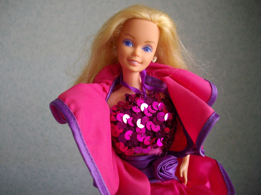 Would You Let Your Son Play With This Barbie