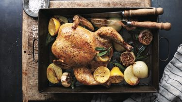 Fall chicken recipes - classic roast chicken