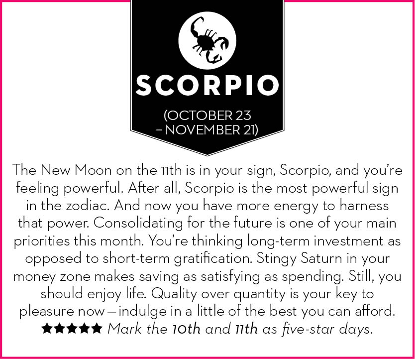 Get Your November 2015 Horoscope  Chatelaine. Sales Tracking Template Cleveland State Online. French Language Lessons Online. The Garden Jacksonville Fl Chester County Pa. Supplement Insurance With Medicare. A S Business Administration Dodge Dart Ad. Doctor For Back Pain Treatment. What Is Considered Low Testosterone. Sample Web Analytics Report Long Put Option