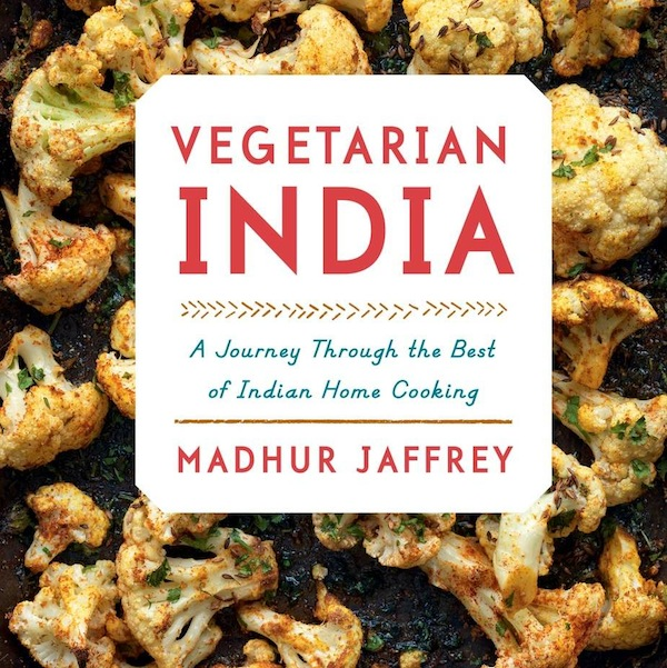 Madhur Jaffrey's simple kodava mushroom curry