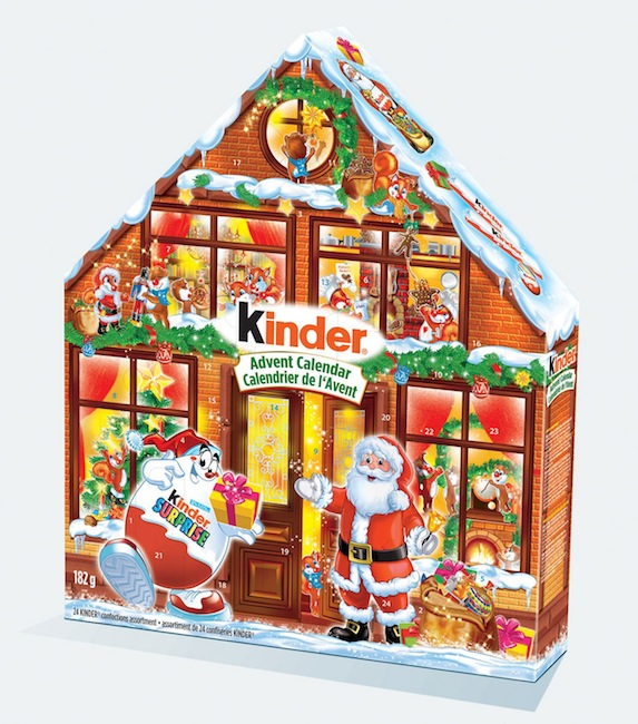 Calendrier De Lavent 2019 Kinder.Advent Calendars 16 Ways To Count Down To Christmas
