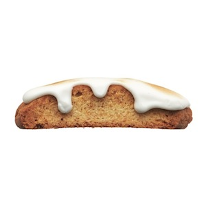 Lemon meringue biscotti