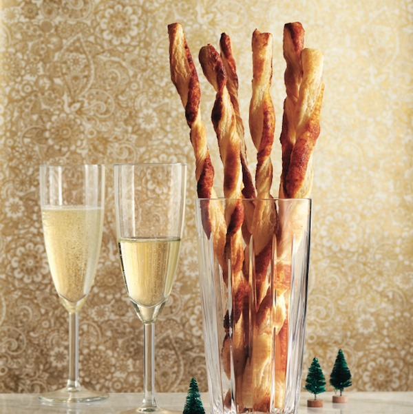 Mastering the basics: Puff pastry cheese straws